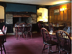 Function Room Devon - The Royal Oak restaurant