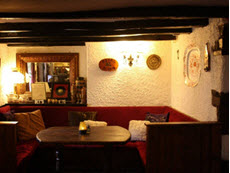 Fuction room Devon - The Royal Oak snug bar